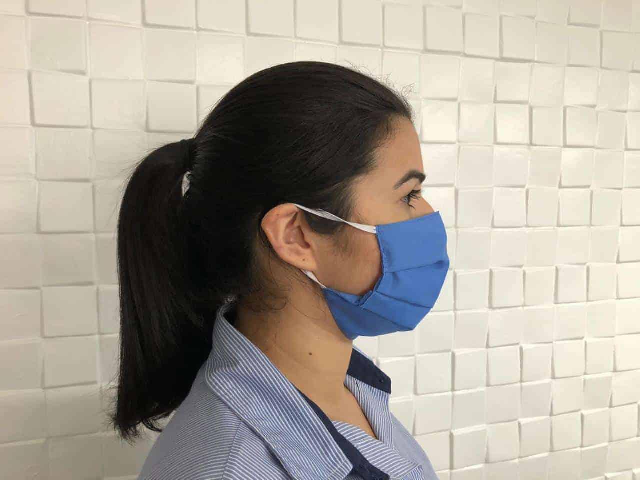 Máscara facial é fundamental para a prevenção ao novo coronavírus (COVID-19)