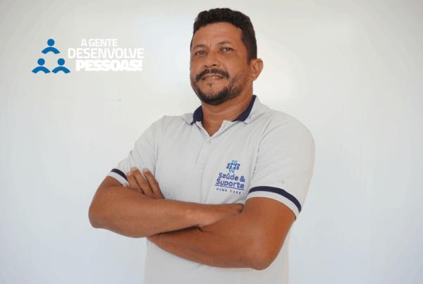 Mauricio Lima, de motorista a coordenador de frota