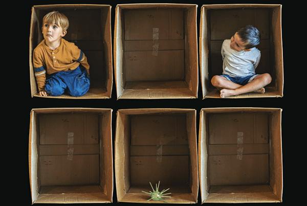 Como a pandemia afeta a saúde mental das crianças